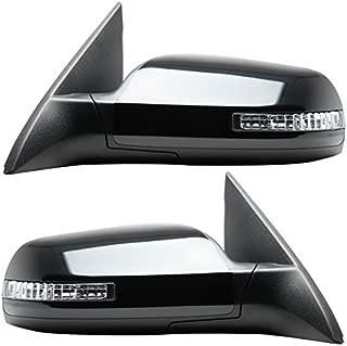 Koolzap For Power Heat w/Signal Lamp Mirror Left Right Side SET PAIR 07-12 Altima Sedan