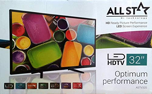 TV 32' HD READY ALL STAR ASTV3219D