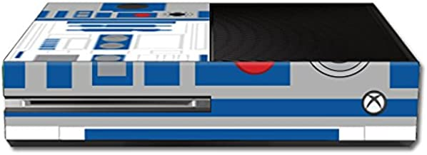 MightySkins Skin Compatible with Microsoft Xbox One - Cyber Bot | Protective, Durable, and Unique Vinyl Decal wrap Cover | Easy to Apply, Remove, and Change Styles | Made in The USA