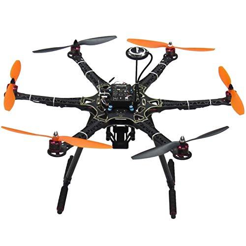 powerday DIY S550 Six-Axes Hexacopter Pixhawk PX4 Flight Controller 7M GPS PPM Simonk 30A ESC