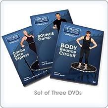 JumpSport Fitness Trampoline DVD Bundle