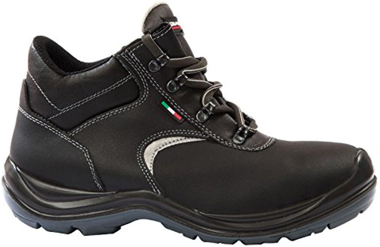 Giasco HR068D39 High shoes Cairo  S3, Size 39, Black Yellow