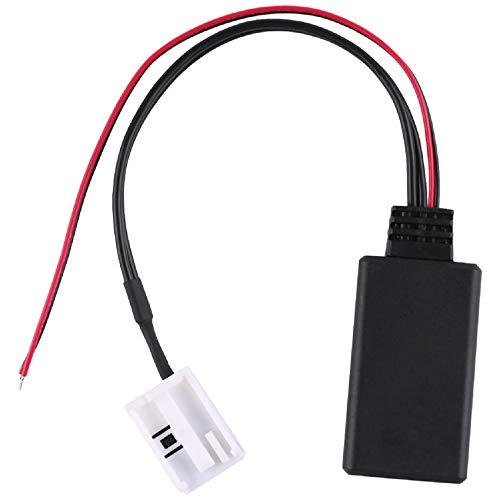 Jeromeki Cable Adaptador de Audio para Mcd Rns 510 RCD 200210310500510 Delta 6 Accesorios para ElectróNica de AutomóVil