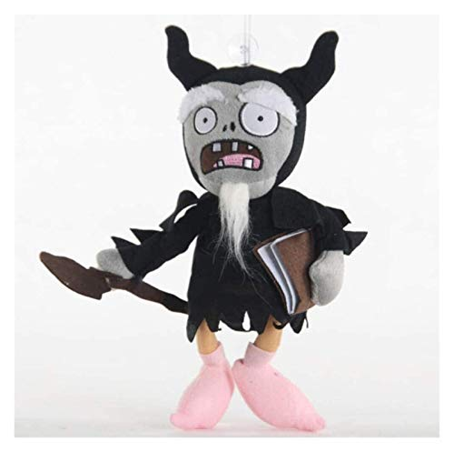 WUTONG PVZ Pharao Assistent Z Puppe 30 cm, Oft Tuffen Tier für Kinder Kinder Geschenkanlagen gegen Zombies Plüschspielzeug Zombie Figuren