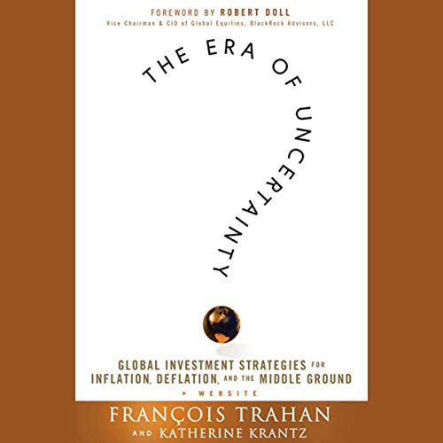 The Era of Uncertainty  By  cover art