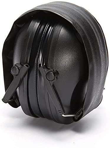 TXXM Strzelanie dźwiękoszczelnych słuchawek Anti-hałas (Color : B)