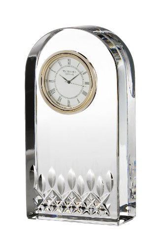 Waterford Lismore Essence Desk Collection Clock
