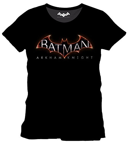 Tshirt homme Batman - Logo Arkham Knight - Medium