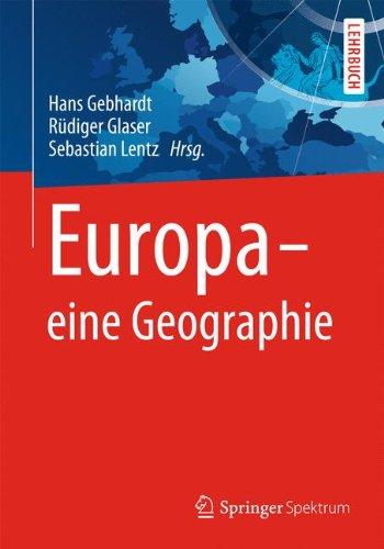 Europa - eine Geographie