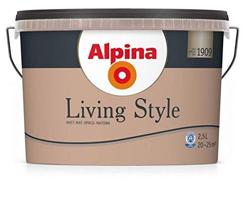 Alpina Living Style, 2,5 Liter, elegant brown, matt
