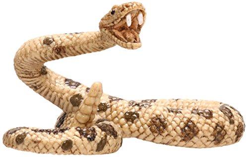 Schleich - Figura serpiente de cascabel, 6,35 x 3,81 x 2,54 cm (14740)