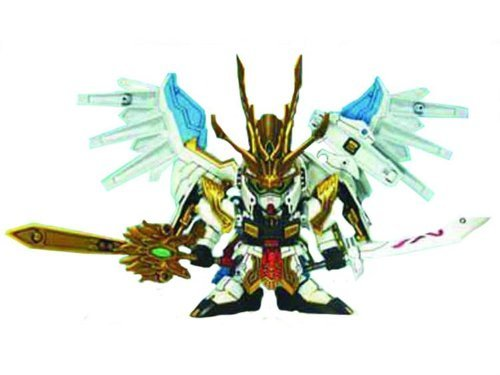 Tensyoryu Komei v Gundam (SD) (Gundam Model Kits)