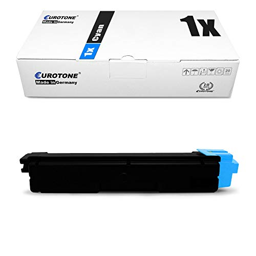 1x Eurotone Toner für Kyocera Ecosys M 6026 6526 CDN cidn ersetzt 1T02KVCNL0 TK-590C