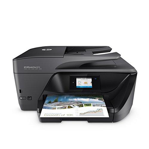 HP OfficeJet Pro Pro 6970 - Impresora multifunción (inyección de Tinta térmica,...
