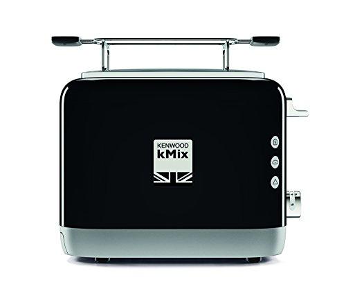 Kenwood kMix TCX751BK Toaste, 2-Schlitz-Toaster (900 W) schwarz