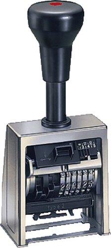 Reiner Paginiermaschine/200300-011 6-stellig 5,5mm
