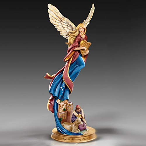 Price comparison product image GALLERY MARKETING GROUP ULC Sleep in Heavenly Peace Nativity Angel Figurine