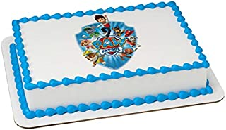 Paw Patrol Yelp for Help Edible Image Cake Topper Decoration