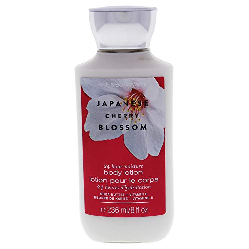 Bath and Body Works Japanese Cherry Blossom Körperlotion 236ml