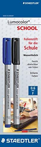 Staedtler Lumocolor - Rotulador de punta fina para pizarra b