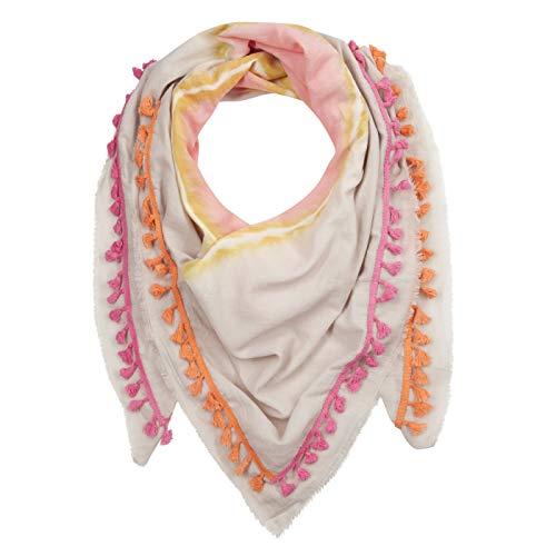 CODELLO Batik-Tuch aus sommerleichter Baumwolle