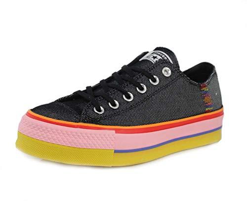 Converse Chucks CT Lift OX 564994C Mehrfarbig, Schuhgröße:38