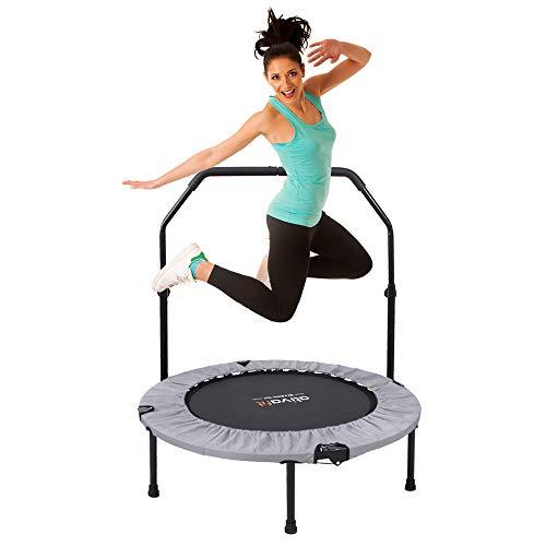 Ativafit Fitness Trampoline Kinder 40 (Grau)