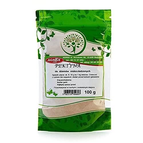 Pectina para mermeladas bajas en azúcar 100g AGNEX