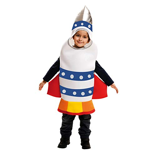 My Other Me - Disfraz Cohete infantil, 5-6 años (Viving Costumes MOM02371)