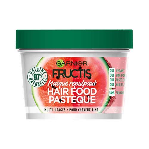 Garnier Fructis Hair Food Masque Multi-Usages Repulpant à la Pastèque 1 Unité
