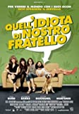 Poster Station UK Our Idiot Brother - Italien – Film Affiche Affiche Imprimer Image...
