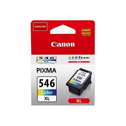 Canon CL-546XL Cartuccia Originale Getto d'Inchiostro a Resa Elevata, 1 Pezzo, Colore