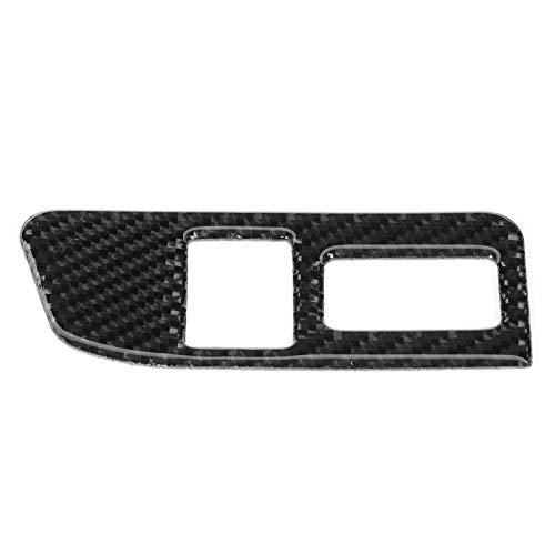 Cubierta del interruptor de la puerta trasera, rendimiento estable Cubierta del interruptor del maletero de apariencia brillante, protege del polvo Materiales de alta calidad Trabajador de