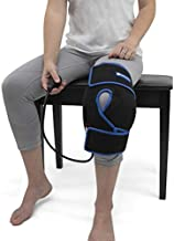 Cold Therapy Knee Ice Wrap with Compression and Extra Ice Gel Pack - Essential Kit for Knee Pain Relief and Post Surgery Recovery by SimplyJnJ