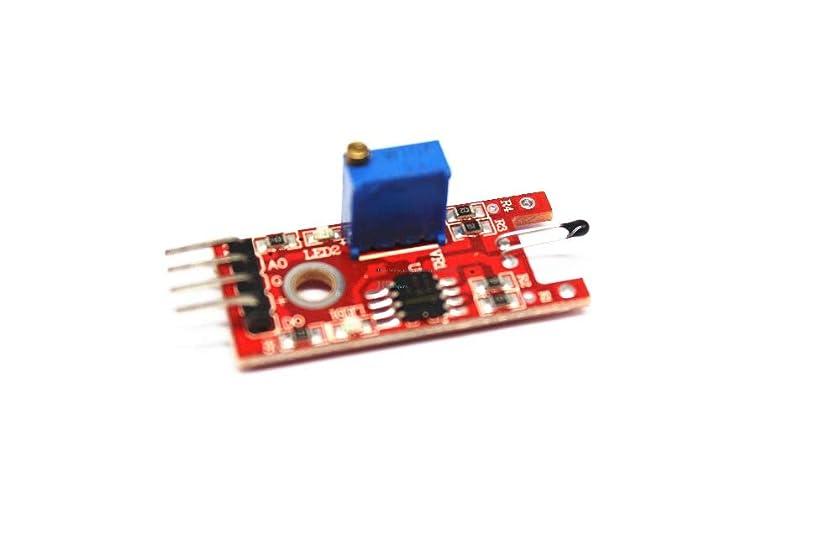 六したがって挨拶するWillBest 100PCS KY-028 Digital Temperature Sensor Module for Arduino AVR PIC DIY KY028