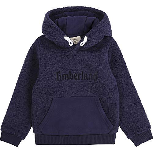 Timberland T25r43 Sweatshirts Und Fleecejacken Garcons Blau - 16 Jahre - Sweatshirts Sweater