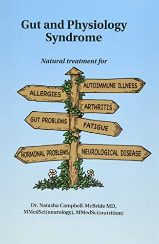Gut and Physiology Syndrome Natural Treatment for Allergies Autoimmune Illness Arthritis Gut product image