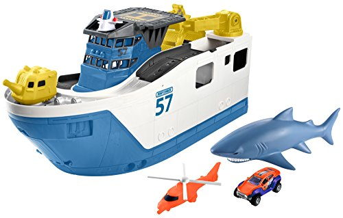 Matchbox Shark Ship Vehicle