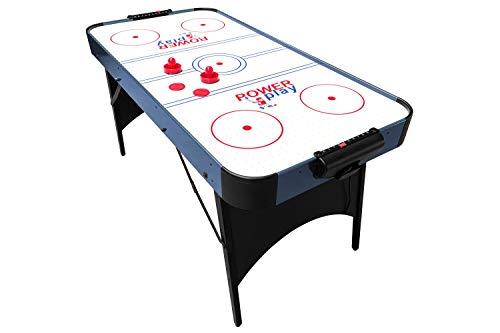 Dybior Airhockey, Blue Ice, 150x76x86 cm, blau