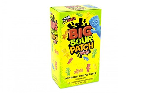 Sour Patch Kids Extreme 18-ct Variety Pack
