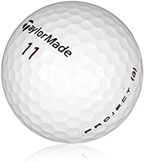 Taylor Made Project (a) Mint Quality Refinished 36 Golf Balls