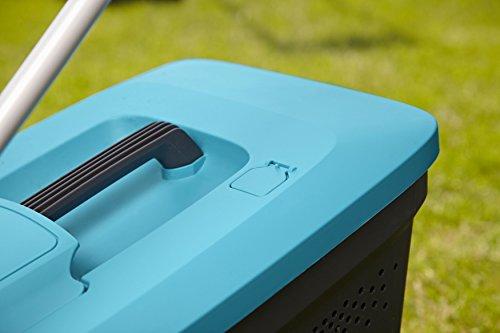 Cortacesped PowerMax 1200/32 Modelo de 1200W con un ancho de corte de 32cm Para 300 m2 aprox Sistema de ajuste QuickFit…