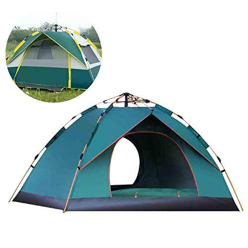 LKIHAH Outdoor Automatische Pop up Draagbare Beach Tent - Outdoor producten 3-4 personen volautomatische tent strand camping lente snelheid open