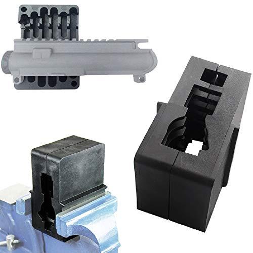 WEREWOLVES AR15 Rifle Gun Repair Smithing Tool Wartung des oberen Empfänger-Schraubstockblocks für .308 .223 5.56