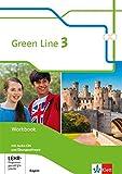 Green Line 3. Ausgabe Bayern: Workbook mit Audio-CDs und Übungssoftware 7. Klasse (Green Line. Ausgabe für Bayern ab 2017)