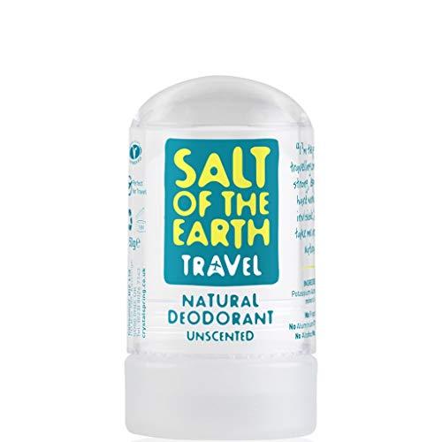 (12 PACK) - Zout Van De Aarde - Natuurlijke Reizen Deodorant | 50g | 12 PACK BUNDLE