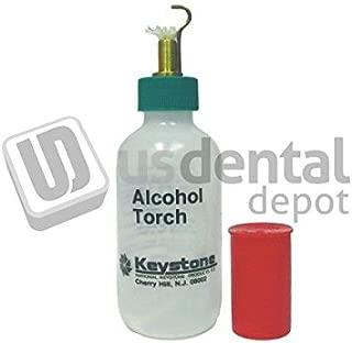 KEYSTONE - Plastic Alcohol Torch - mini manual blazer for fi 034-1820015 Us Dental Depot