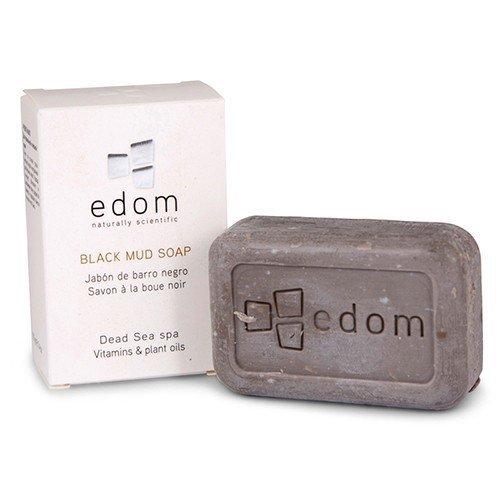 Original Edom - Savon Minéral - Savon à la boue noir