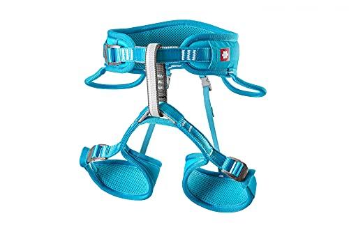 Ocun Twist Kid Blau, Sitzgurt, Größe One Size - Farbe Icemint