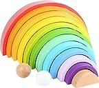 arcoiris waldorf madera